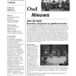 Oud Nieuws, nr. 35, oktober 2012, jaargang 18