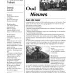 Oud Nieuws, nr. 36, maart 2013, jaargang 19<br /><br />