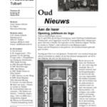 Oud Nieuws, nr. 38, maart 2014, jaargang 20