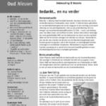 Oud Nieuws, nr. 52, april 2021, jaargang 27
