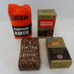 Koffiepakken 4x