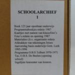 Schoolarchief - Doos 1